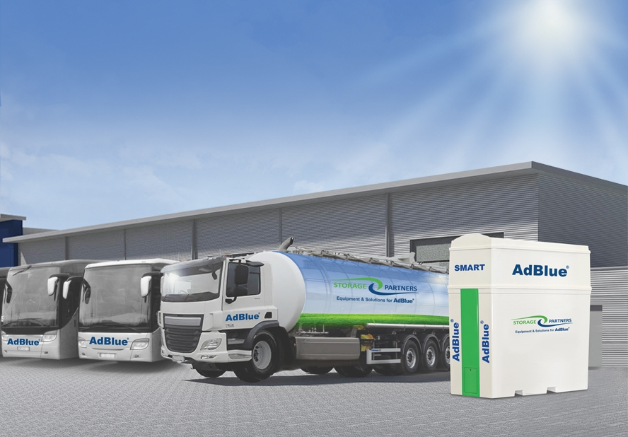 AdBlue UNITS for Transport Companies