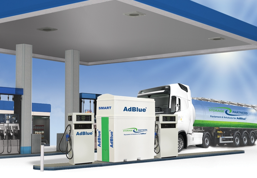 AdBlue UNITS for Petrol Stations