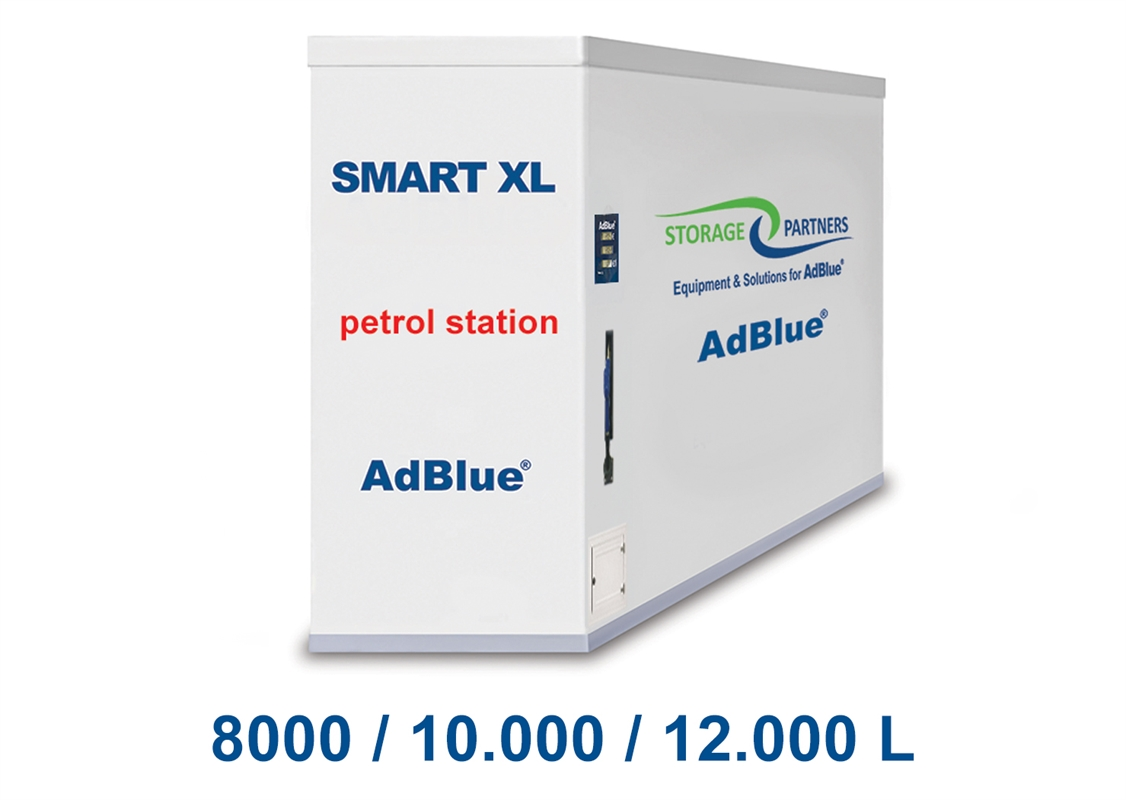 SMART XL Petrol Station
